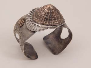 Limpet Snail cuff